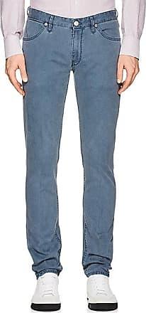 Mens Swing Stretch-Cotton Super Slim Trousers Pantaloni Torino