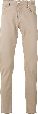 straight fit trousers - Nude & Neutrals Pantaloni Torino