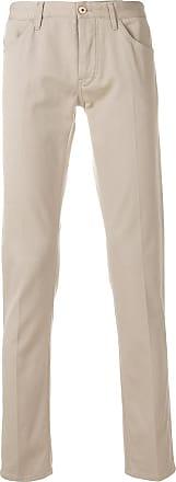 straight fit trousers - Nude & Neutrals Pantaloni Torino