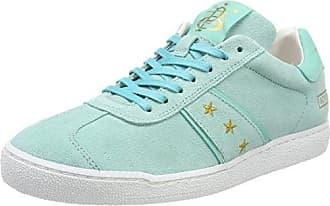 Pantofola D'oro Napoli Donne Low, Zapatillas para Mujer, Blanco (Bright White), 36 EU