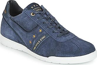 Chaussures De Sport Avec Des Lacets Blancs Pantofola Doro Auronzo Faible Pantofola D'oro