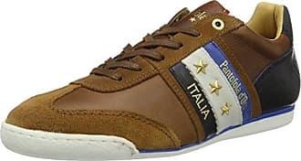 Pantofola Doro Savio Romagna Uomo Low, Zapatillas para Hombre, Schwarz (Black), 41 EU Pantofola D'oro