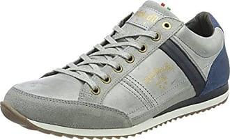 Pantofola d'Oro Matera Uomo Low, Baskets Homme, Schwarz (Black), 44 EU