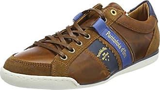 Pantofola d'Oro Vasto Suede Uomo Low, Baskets Homme, Blau (Ocean Blue), 41 EU