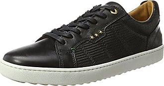 Firenze Uomo Low, Sneakers Basses Homme - Noir - Schwarz (Black)Pantofola D'oro