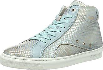 Damen Lecce Paillettes Faible Sneaker Pantofola Donne D'oro
