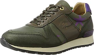 Womens Teramo Stelle Donne Low Trainers Pantofola D'oro