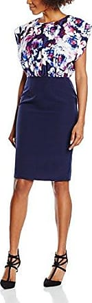 Lace Insert, Robe Femme, Bleu (Navy), FR: 36 (Taille Fabricant: 8)Paper Dolls