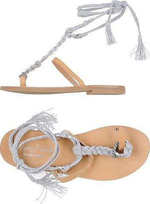 FOOTWEAR - Toe post sandals Passion Blanche