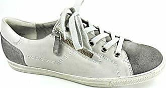 Paul Green Damen Sneaker 4128095 Grau 37107