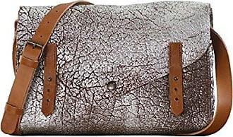 LINDISPENSABLE Gold Büffelnder Handtasche Vintage Style PAUL MARIUS PAUL MARIUS