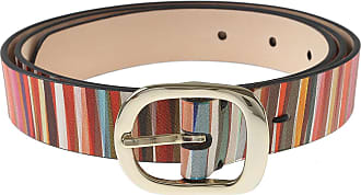 Womens Belts, Multicolor, Leather, 2017, 34 inches - 85 cm 36 inches - 90 cm 38 inches - 95 cm Paul Smith