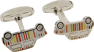 Paul Smith Cufflinks for Men On Sale, Multicolor, 2017, One Size