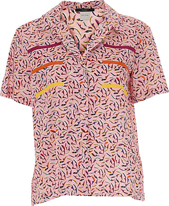 Shirt for Women On Sale, Rose, Cotton, 2017, 24 26 28 Paul Smith