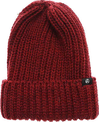 Hat for Women, Strawberry Red, Wool, 2017, Universal size Paul Smith