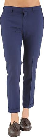Pantalones de Hombre, Pantalón Baratos en Rebajas Outlet, Azul, Algodon, 2017, 45 Paul Smith