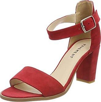 Frida, Zapatillas para Mujer, Rojo (Red 075), 38 EU Pavement