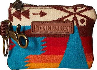 Pendleton ID Pouch Key Ring (Tucson Black) Wallet Handbags