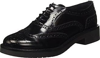 Cult Alice Low 1044, Zapatos de Cordones Oxford para Mujer, Negro (Nero 999), 40 EU