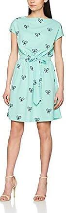 Womens Arlet Green Casual Dress Pepaloves