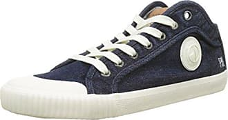 Pepe Jeans London - Zapatillas Hombre, Azul (Dk Denim), 44 (EU)