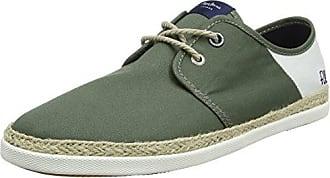 Pepe Jeans London Derry Suede, Zapatos de Cordones Oxford Hombre, Marrón (Tobacco), 43 EU