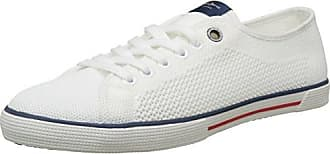 Mens West Knitted Trainers Pepe Jeans London