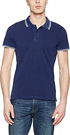 Pepe Jeans Gulf, Polo Homme, Bleu (Middle Blue), X-Large (Taille Fabricant: XL)