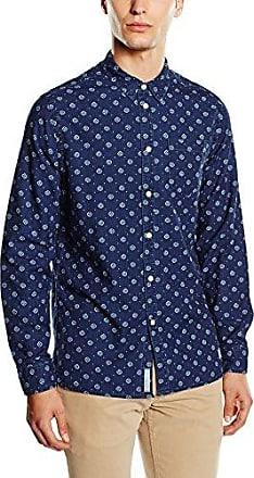 Mens Horn Regular Fit Long Sleeve Casual Shirt Pepe Jeans London