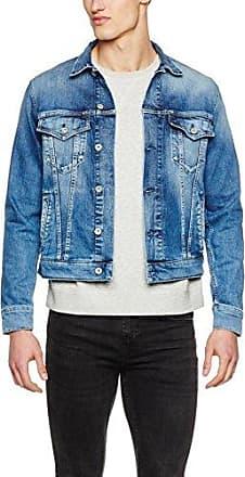 BOXTER - Chaqueta Hombre, color azul, talla Small (Talla fabricante: S) Pepe Jeans London
