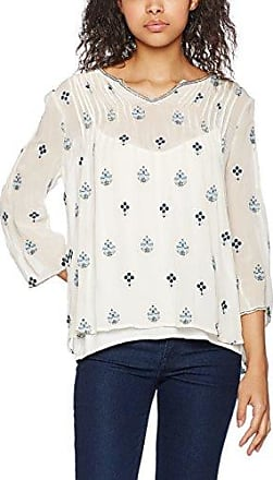 Nina, Blouse Femme, Blanc (Factory Whte), FR: 42 (Taille Fabricant: L)Pepe Jeans London