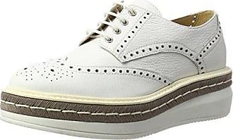 Peperosa 5643/10, Zapatos de Cordones Derby para Mujer, Verde (Herb 06), 37 EU
