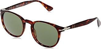 Unisex-Adults 3165 Sunglasses, Havana 24/31, 50 Persol