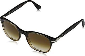 Persol 0Po3166S 105851, Gafas de Sol Unisex-Adulto, Marrón (Havana/Azure/Brown/Brown), 51