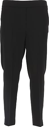 Pants for Women On Sale, Mastic, polyester, 2017, 26 28 30 32 PESERICO