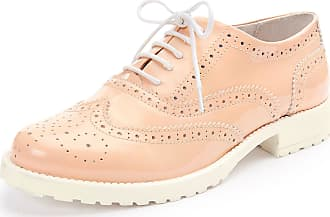 Lace-up shoes Peter Hahn pale pink Peter Hahn