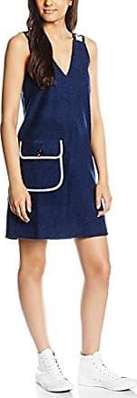 Peter Jensen Rabbit Strap Dress, Robe Femme, (Blue), 40 (Taille Fabricant: Medium)