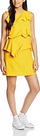 Womens Triple Twist Dress Peter Jensen