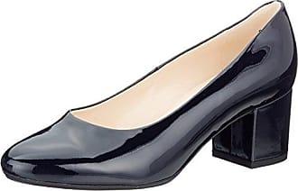 Peter Kaiser Christin, Zapatos de Tacón con Punta Cerrada para Mujer, Azul (Notte Lack 109), 36 EU