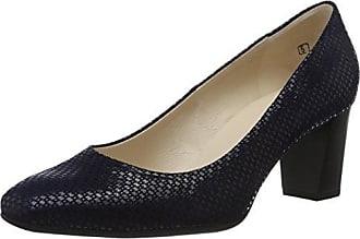 Malana, Zapatos de Tacón con Punta Cerrada para Mujer, Beige (Sand Suede 125), 37 EU Peter Kaiser