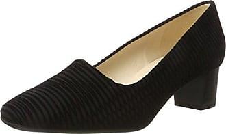 Geneve, Zapatos de Tacón con Punta Cerrada para Mujer, Negro (Schwarz nico 389), 42 EU Peter Kaiser