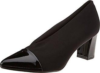 Caty, Zapatos de Tacón con Punta Abierta para Mujer, Blanco (Weiss Star 457), 35 EU Peter Kaiser