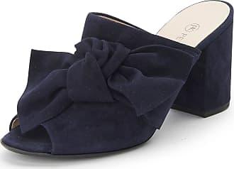 Pantolette Anilia aus 100% Leder Peter Kaiser blau