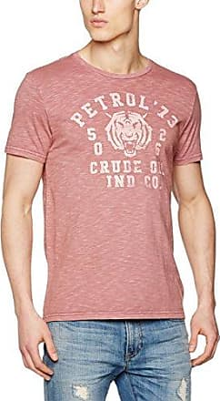 BV SS R-Neck, T-Shirt Homme, Bleu (Pacific Coast), X-Small (Taille Fabricant: XS)Petrol Industries