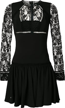 Dress for Women, Evening Cocktail Party On Sale, Black, viscosa, 2017, 10 8 Philipp Plein