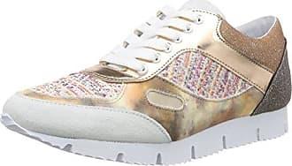 Piazza 850303, Damen Sneakers, Weiß (White Sugar), 36 EU