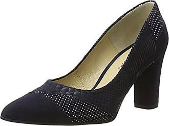 930517 - Zapatos de Tacón Mujer, Color Azul, Talla 39 EU Piazza