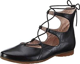 910720 - Sandalias de Punta Descubierta Mujer, Color Negro, Talla 38 EU Piazza
