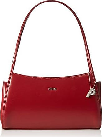 Picard Berlin Mini Bag Sac à main porté à l'épaule cuir 20 cm Rot