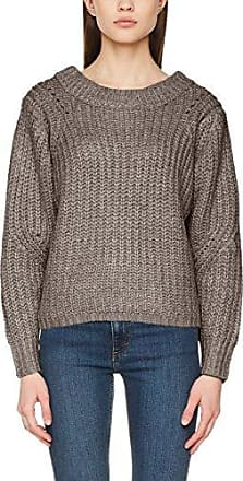 Strick Pullover Dames Zwart Pieces